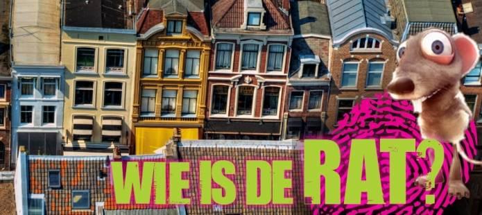 Dagarrangement Wie is de Rat in Utrecht