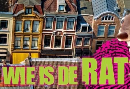 Speel met vrienden het Wie is de Rat in Utrecht