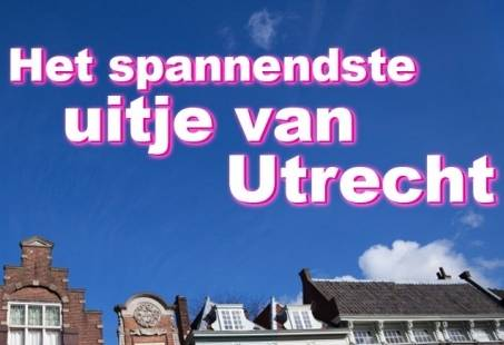 Dagarrangement Wie is de Rat in Utrecht
