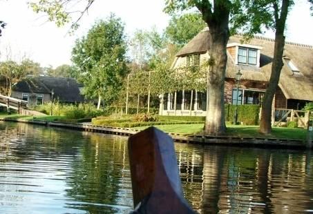 Romantisch weekendje Giethoorn - Samen genieten in een fluisterboot