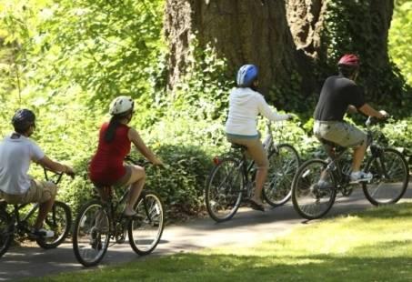 Kano- en fietstocht in het mooie Duitse Lippstadt