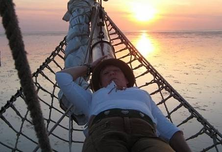 Individuele inschrijf zeilreizen aan boord van een klipper