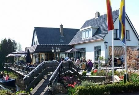 Zomer Walking diner in Giethoorn