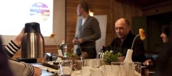 Sportief vergaderen in Overijssel