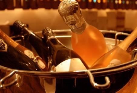 De Champagneproeverij