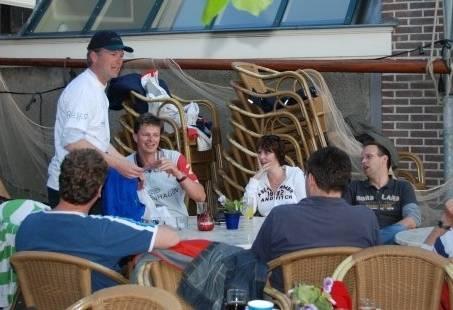 Vergaderlocatie op het water – Uw vergadering op een botter zeilen vanuit Kampen