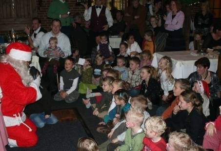 Kerst familiematinee in Doesburg