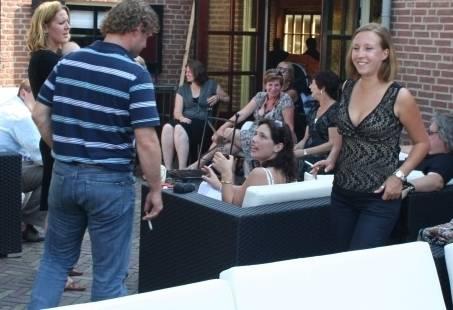 Hollandse feestavond in Gelderland- Compleet verzorgd bedrijfsuitje in Hollandse sferen