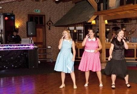 Wie heeft de X-Factor in uw groep? - Swingende Feestavond in Gelderland