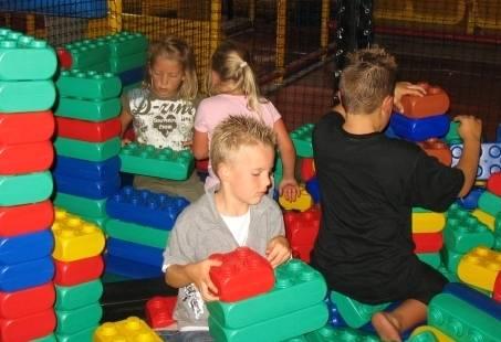 Kinderpret pannekoekarrangement - Spelen in het speelparadijs