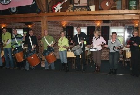 Percussie workshop - Laat van u horen tijdens dit groepsuitje