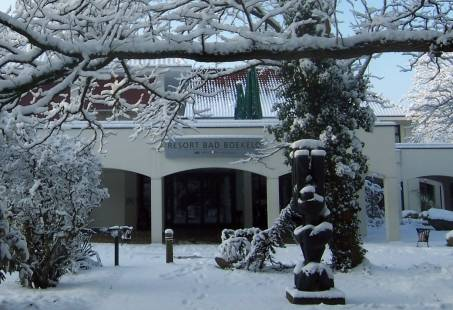 Sandton Resort Bad Boekelo in de winter