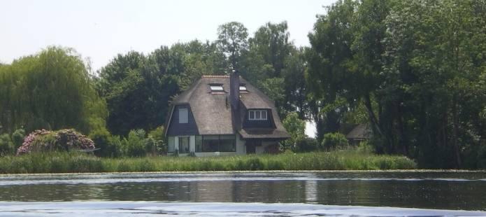 Prachtige omgeving in Giethoorn