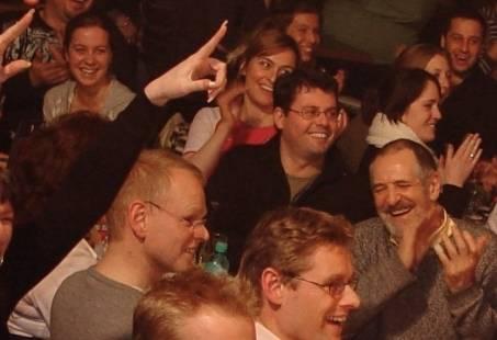Publiek Boom Chicago