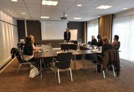8-uurs vergaderarrangement op Landgoed de Parel van de Veluwe