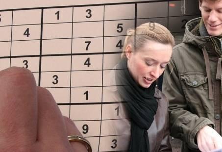 Uit in Enschede met uw groep - WhatsApp Sudoku
