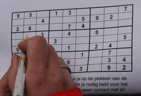 Uit in Zutphen met uw groep - Speel stadsspel WhatsApp Sudoku