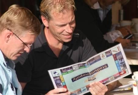 Groepsuitje in Amersfoort - speel Stads Monopoly in Amersfoort