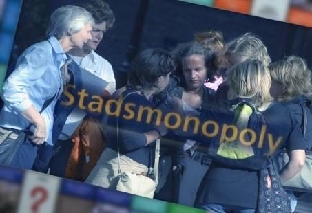Uit in Delft met uw groep - speel Stads Monopoly in Delft
