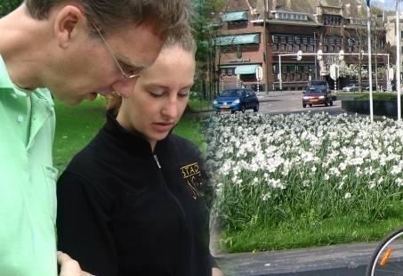 GPS-tocht door de binnenstad van Arnhem