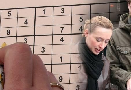 Teambuilding in Dordrecht met het WhatsApp Sudoku puzzelspel