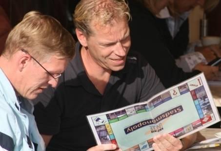 Personeelsuitje in Den Haag - Speel Stads Monopoly met uw bedrijfsuitje