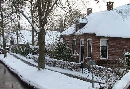 Winters groepsuitje in Giethoorn