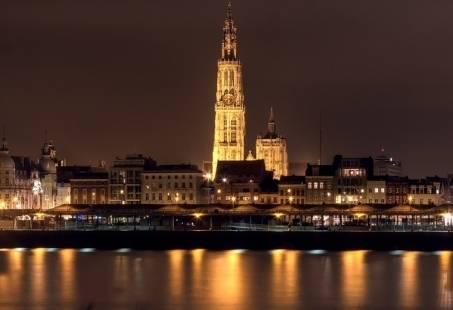 Culinaire groepswandeling in Antwerpen