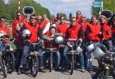 Dagje uit in Giethoorn! Solextour door de Kop