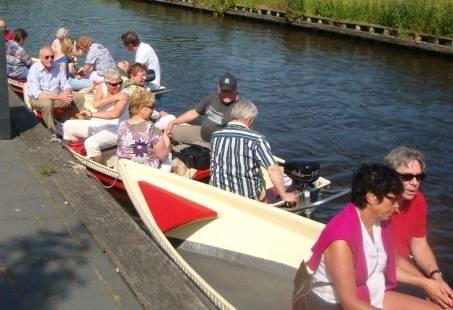 Twee daags Giethoorn  - Meerdaags teamuitje in Overijssel