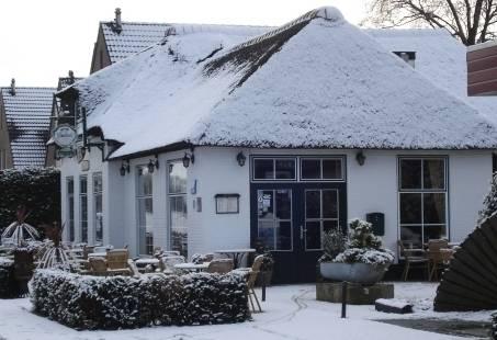 In de wintermaanden met korting vergaderen in Giethoorn - Inclusief verwarmde rondvaart
