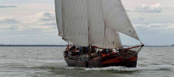 Zeilschip Twee Gebroeders