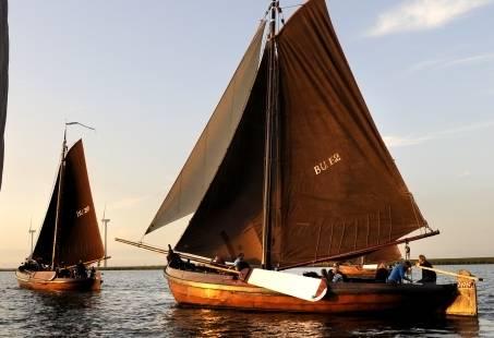 Familiefeest op een zeilschip – feest vanuit Kampen