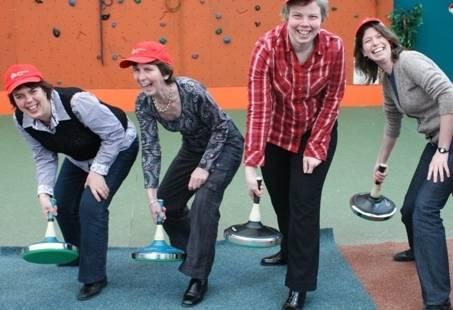 Curlen, Koersbal en indoor Boules - Familieuitje in Gelderland