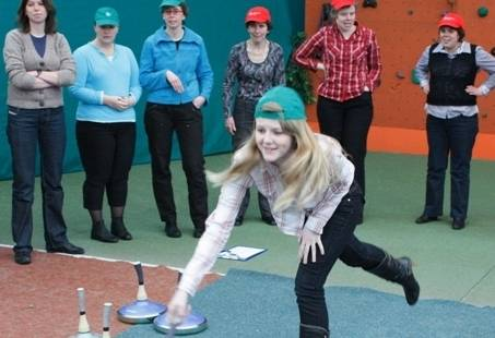 Curling clinic - Workshop in Gelderland