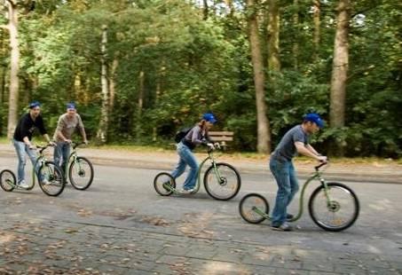 GPS tocht en Boogschieten - All-in teamuitje op de Veluwe