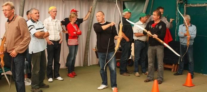 Boogschieten - Groepsuitje in Gelderland