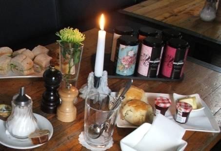 High tea in hartje Amsterdam - al vanaf 2 personen
