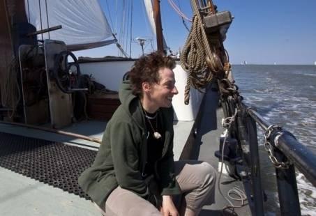Genieten op het IJsselmeer