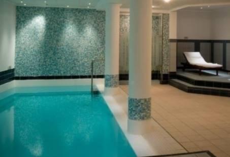 Zwembad in het Palace Wellness Centre in Noordwijk