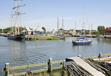 3=2 aanbieding in Friesland - Overnachten in een Wijnvat