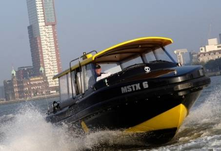 Dropping Rotterdam – GPS Speurtocht met spectaculaire overtocht Watertaxi
