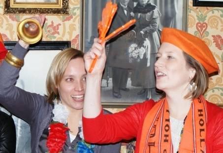 Avondje uit in Utrecht? Speel het Ik Hou Van Holland Dinerspel