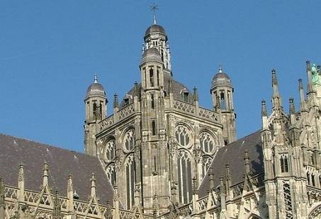 City Tour - Stadswandeling in Den Bosch
