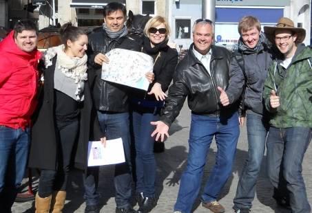 Brabantse Kroegenspeurtocht in Den Bosch