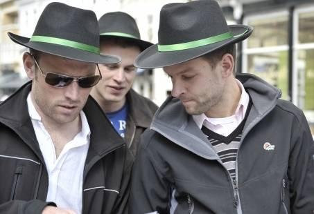 Teamwork in Dordrecht met Op jacht naar de macht stadsspel