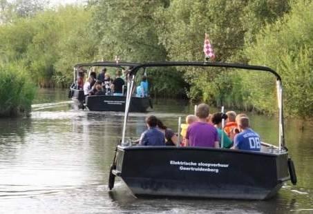 Ontdekkingstocht door Vestingstad Geertruidenberg - Proef de natuur van de Biesbosch