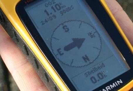 GPS Tocht Dordrecht