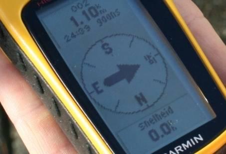 GPS tocht Nijmegen