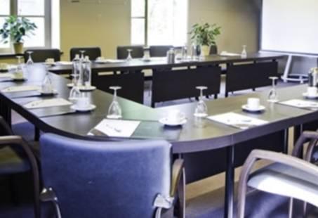 8 uurs vergaderarrangement op een kasteel in Midden Limburg